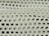 电脑刺绣水溶全棉网格满幅蕾丝花边 A06