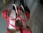 品牌红蜻蜓、卓诗尼鞋子高跟转让,36码,给钱就转