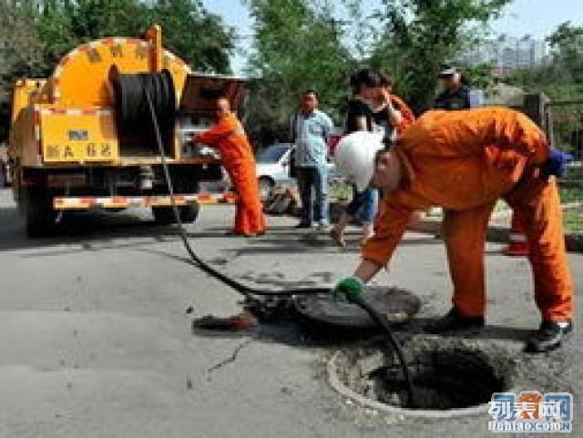 黄山专业疏通市政企业工程管道高压清洗疏通抽粪