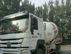 水泥罐车三一重工常年收售搅拌车