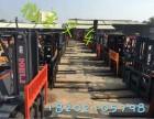 洛川二手集装箱叉车 二手托盘电动叉车优惠出售