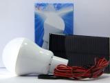 【亮点】太阳能照明灯家用充电灯太阳能地摊灯户外野营帐篷充电灯