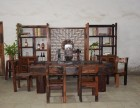 休闲茶台实木功夫茶几古船木船板茶艺桌中式老船木茶桌椅组合特价