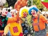南京红苹果演出庆典团队 承接全国庆典小丑魔术表演活动