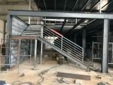廊坊房屋改造钢结构加建阁楼室内外钢结构楼安装