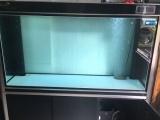 美亚特底虑鱼缸 鱼缸是150X55x75