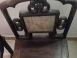 出售老酸枝凳子2张