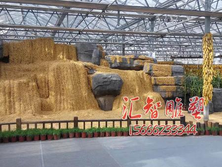 山东精品蔬菜种子创意雕塑供应——海南蔬菜种子创意雕塑
