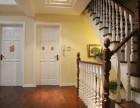 上海品家楼梯地址实木楼梯价格原木楼梯设计新款木楼梯