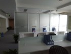 上海定制玻璃膜 磨砂贴膜 防撞条 镂空腰线 办公室隔断膜
