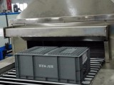 通过式高压喷淋周转筐清洗烘干机
