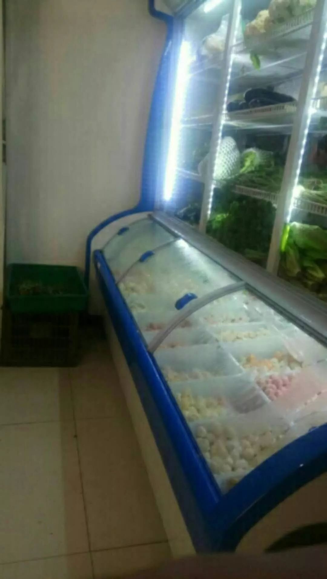 (同城)定州明月豪园南门商业街营业中水果蔬菜店转租