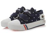 巴拉鸭童鞋2015秋季新跑鞋款低帮儿童帆布鞋男童女童鞋布鞋韩版潮