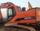 斗山 DH220LC-7 挖掘机         (个人一手好挖
