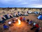 周末两日 夜穿库布齐沙漠,观落日余晖晨阳升起!
