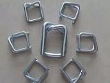 厂直销柔性聚酯纤维带打包回型扣16mm 重型打包扣