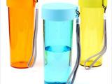塑料杯 防漏密封水杯 定制礼品杯 杯子  广告杯 批发印字LOG