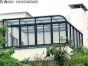 天津全景隐框单层钢化玻璃阳台窗