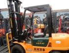 上海隆仝工程机械有限公司常年低价出售二手叉车柴油、二电动叉车