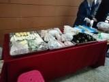 武汉周边自驾游烧烤食材配送及帐篷出租