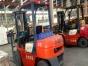 二手叉车销售公司燃油电瓶合力杭州叉车
