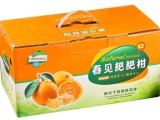 桂林沃柑包装盒纸箱礼盒设计生产厂家