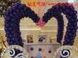 钻王气球珠海分点布置婚礼策划气球布置
