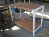 【厂商直销】不锈钢拉丝展示柜 展示桌 展示架