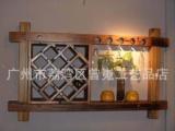 挂墙酒架 简单 大方 个性 既可以做背景