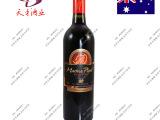 低价处理澳洲原瓶进口干红玛琳娜波尔施乐比