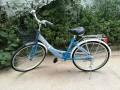 刚买了一周的飞鸽弯梁自行车闲置转让了