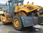 转让路面机械二手20吨22吨26吨压路机出售