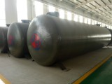 益涛厂家专业生产所有规格型号玻璃钢双层油罐 SF双层油罐