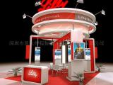 工业控制自动化国际展览会展台搭建,展览施工