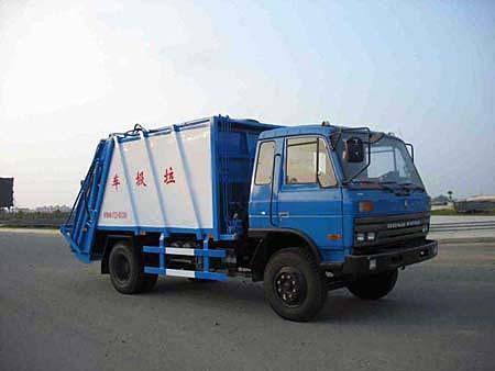 压缩式垃圾车生产厂家_随州信誉好的垃圾车哪里买