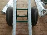 水泥杆运输车, 单杆手推式运杆车, 电线杆运杆车电力工具