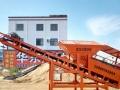 新型50砂石分离机滚筒筛沙机