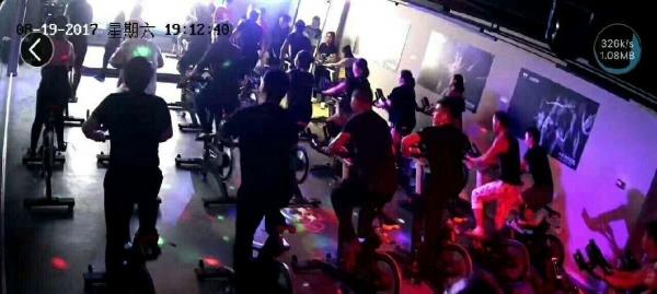 运动神智能健身房