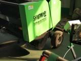 供应秸秆粉碎打捆机 圆捆秸秆打捆机