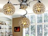 简约LED吸顶灯现代水晶吸顶灯餐吊灯客厅吊灯卧室吊灯FRHC/1