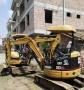 卡特彼勒 305.5E 挖掘机  (两台卡特303CR)