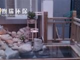 嘉兴庭院鱼池设计鱼池水处理景观设计