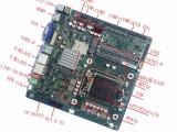 ITXH110支持i3 i5 i7台式机数字标牌 一体机主板