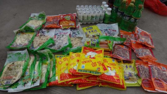 肇庆广宁县假冒劣质产品销毁一览表
