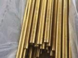 HPB60无铅黄铜棒 C3771小直径毛细黄铜棒