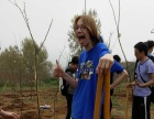 西安2018年植树节植树成活率多高
