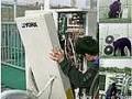 广州美的空调移机 柜机空调维修拆装 空调清洗加氧