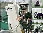 广州美的空调安装 大学校园空调加雪种 华南理工大学空调维修