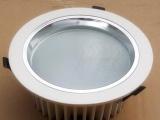 压铸LED筒灯外壳|LED压铸天花筒灯外