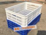 供应格诺P6号塑料周转筐果蔬配送筐食品可堆筐612乘410